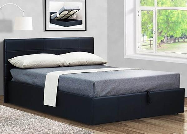 Pesukastiga voodi Chanel 140x200 cm