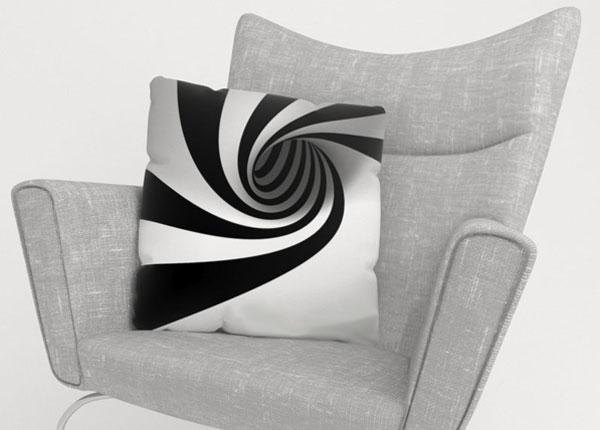 Dekoratiivpadjapüür Piano 50x50 cm
