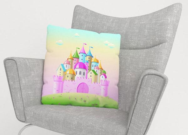 Dekoratiivpadjapüür Pink Castle