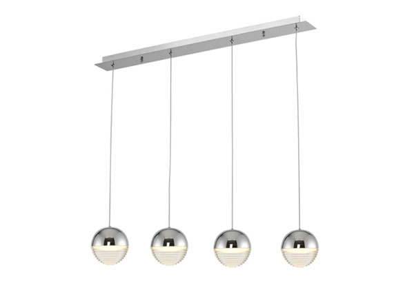 Rippvalgusti Doris-4 LED