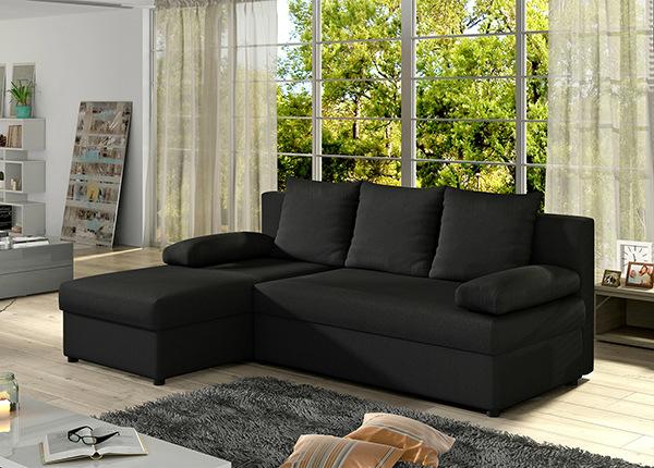 Угловой диван-кровать с ящиком TF-124316