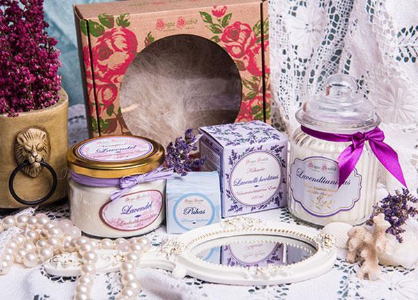 Kinkekarp Lavendel