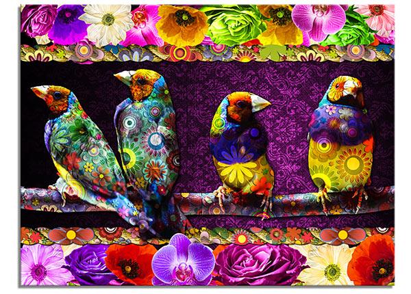 Taulu BIRDS