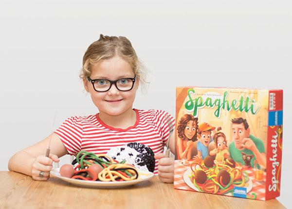 Настольная игра Spaghetti