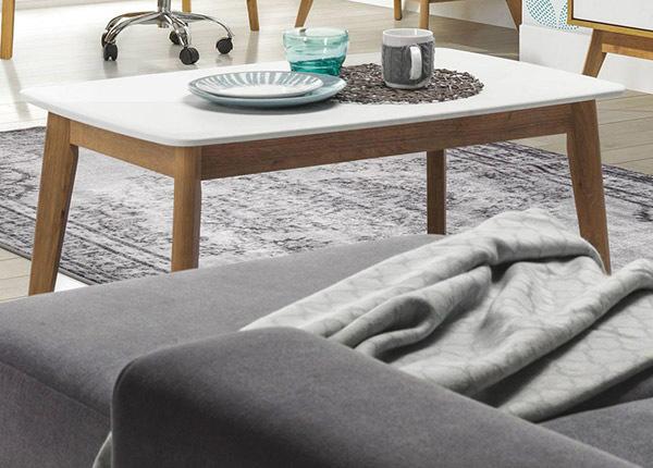 Sohvapöytä 100x58 cm