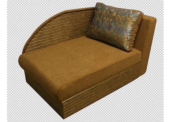 Детский диван-кровать с ящиком Junior