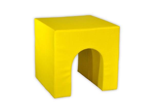 Мягкий модульный кубик С