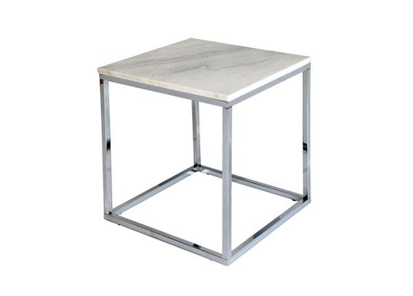 Marmori sohvapöytä ACCENT CHROME 50x50 cm A5-125348
