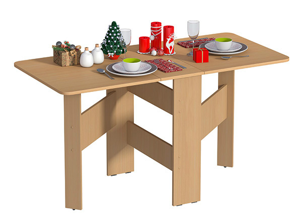 Taittopöytä HORIZON 30-140x67 cm