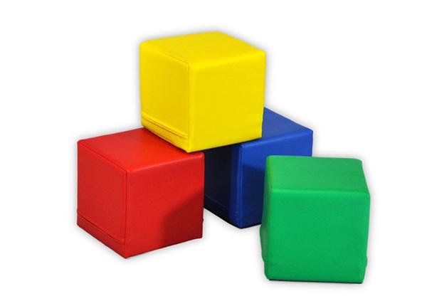 Мягкий модульный кубик K
