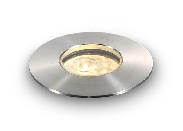 Maahan upotettava LED valaisin, IP67 NH-125539