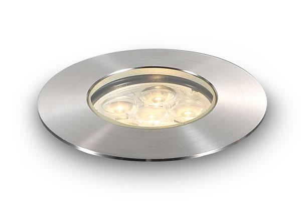 Maahan upotettava LED valaisin, IP67 NH-125540