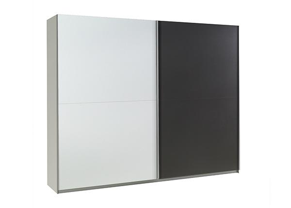Vaatekaappi liukuovilla LUX 244 cm TF-125736