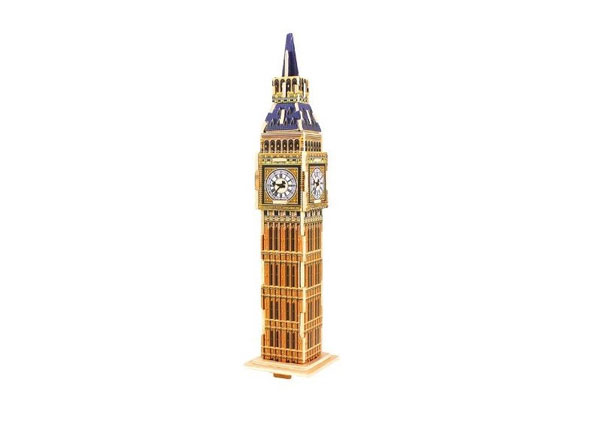Puinen 3D palapeli BIG BEN UP-125798