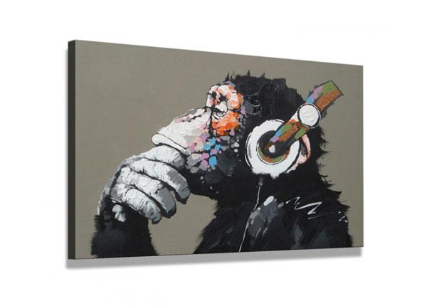 Seinätaulu RETRO 60x80 cm
