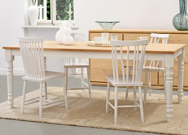 Ruokapöytä CHRISTINA 160x90 cm