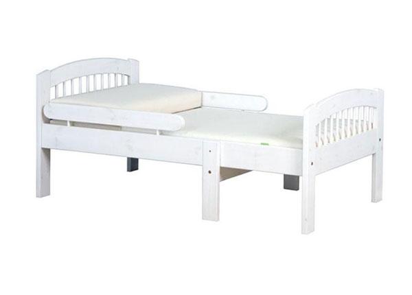 Удлиняющаяся детская кровать Leevi