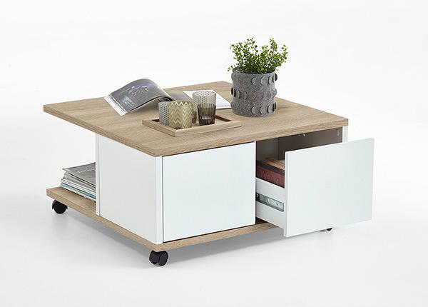 Sohvapöytä TWIN 1 70x70 cm