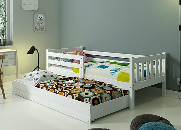 Lasten sänkyryhmä 2-le 80x190 cm