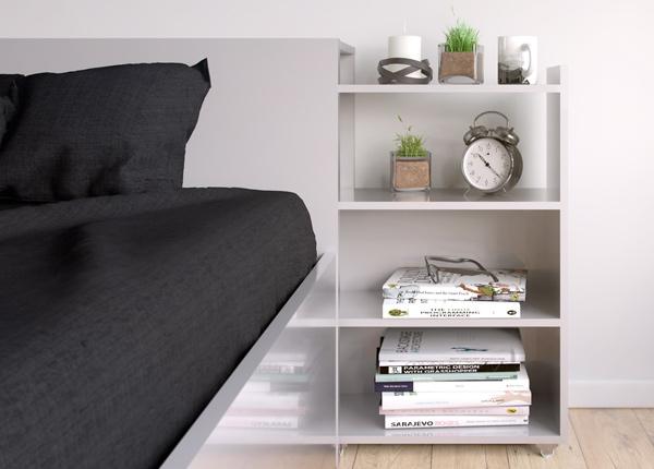 Sängyn päätyhyllyt NAIA sänkyyn 140 cm AQ-126702