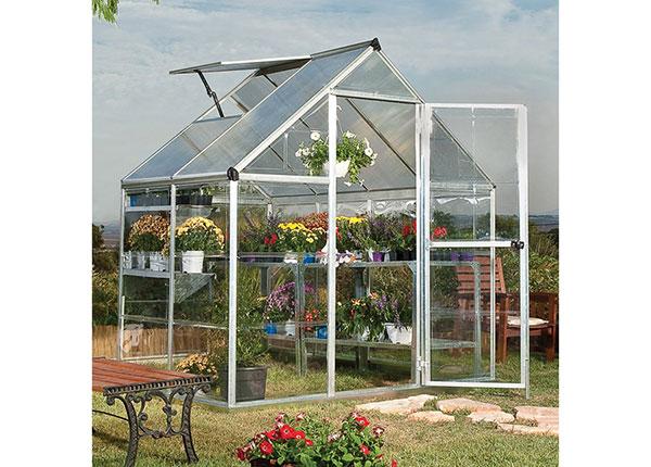 Kasvuhoone Palram Hybrid 2,33 m²