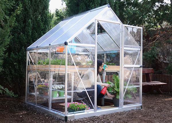 Kasvuhoone Palram Hybrid 3,44 m²