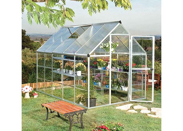 Kasvuhoone Palram Hybrid 5,66 m²