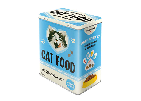Plekkpurk 3D Cat Food SG-126801
