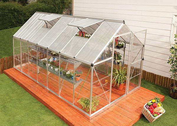 Kasvuhoone Palram Hybrid 7,88 m²