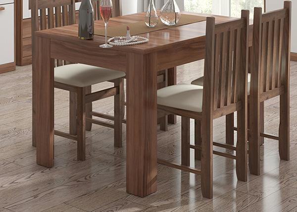 Удлиняющийся обеденный стол 120-160x80 cm TF-127063