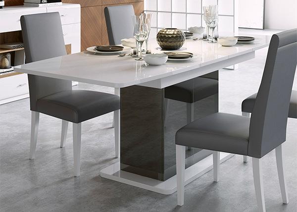 Jatkettava ruokapöytä 85x140-210 cm TF-127463
