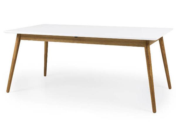 Jatkettava ruokapöytä Dot 180-240x90 cm AQ-127507