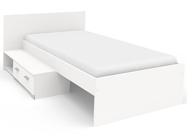 Кровать с ящиком Galaxy 90x200 cm