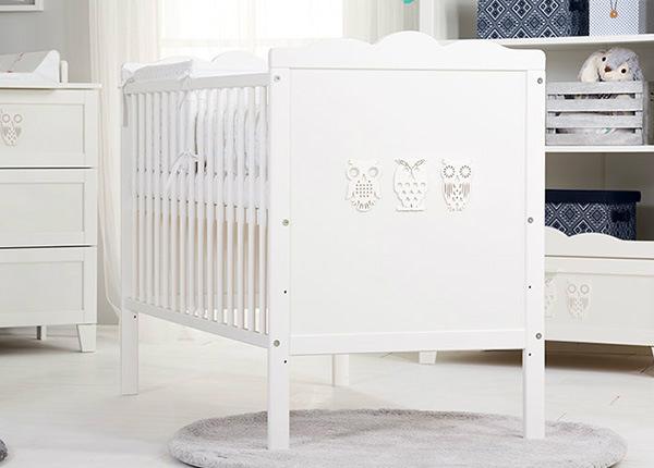 Детская кроватка 60x120 cm TF-127607