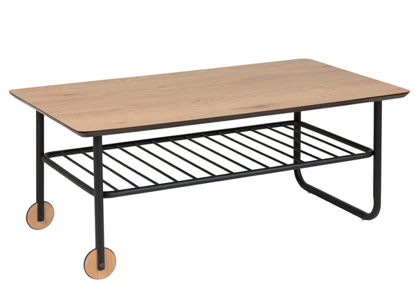 Sohvapöytä WHEELY 110x60 cm