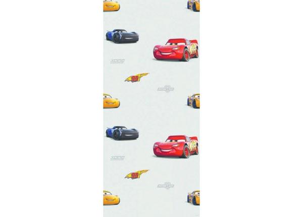 Fliistapeet Mickey Mouse Roadster, Grey 53x1000 cm