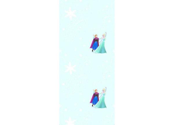 Флизелиновые обои Frozen Magic, Light Blue 53x1000 cm ED-128060
