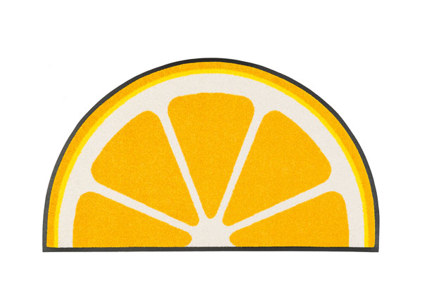 Uksematt Lemon 50x85 cm A5-128132