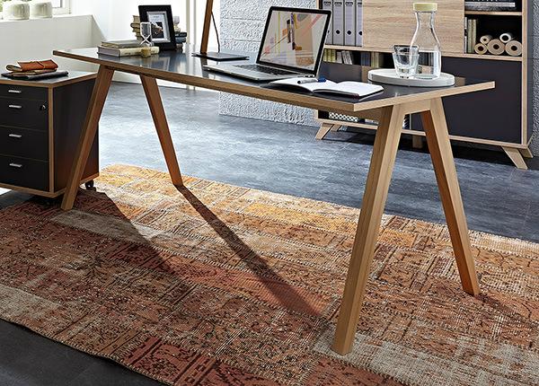 Pöytä HELSINKI 80x160 cm