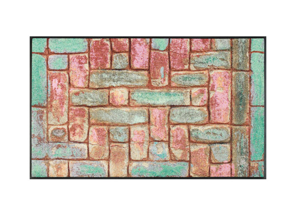 Matto PRETTY BRICKS 75x120 cm A5-128252