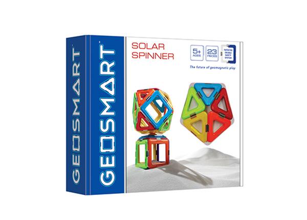 Magnetkonstruktor Solar Spinner
