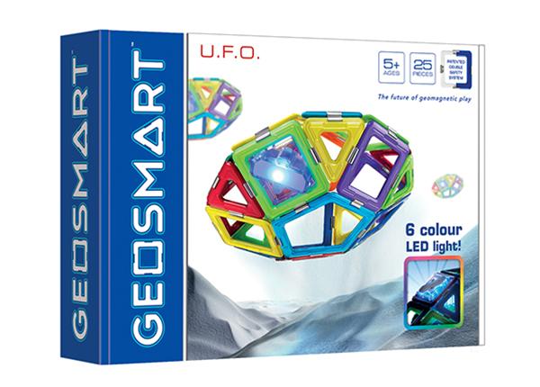 Magnetkonstruktor Ufo