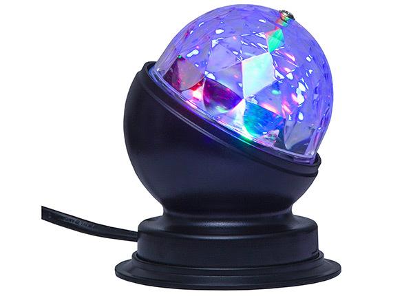 Discopallo pöydälle