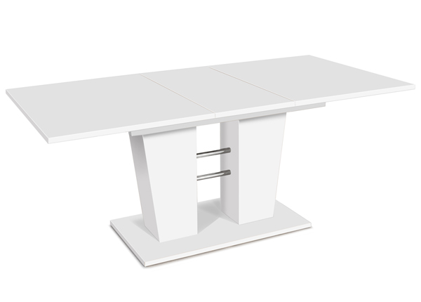 Jatkettava ruokapöytä 140-180x90 cm