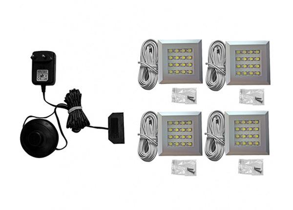 LED освещение 4 шт