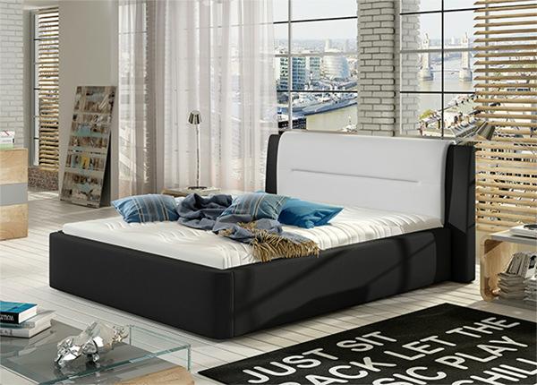 Sänky vuodevaatelaatikolla 180x200 cm