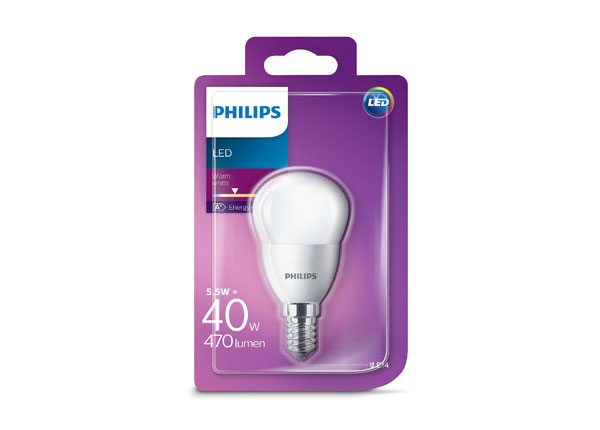 LED lamppu 5,5 W
