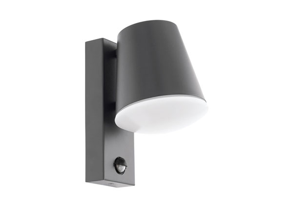 Уличный светильник с датчиком движения Caldiero