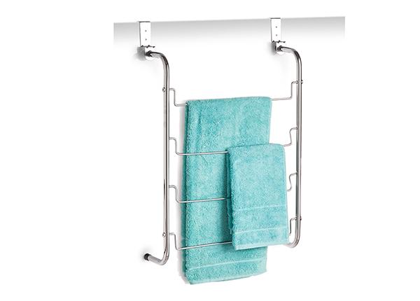 Oveen kiinnitettävä pyyheteline