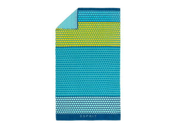Rantapyyhe ESPIRIT DAKOY BLUE 100x180 cm AÄ-129123